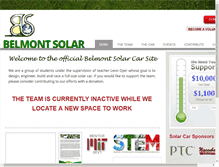 Tablet Preview of belmontsolar.org